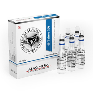 Methenolone enanthate (Primobolan depot) in USA: low prices for Magnum Primo 100 in USA