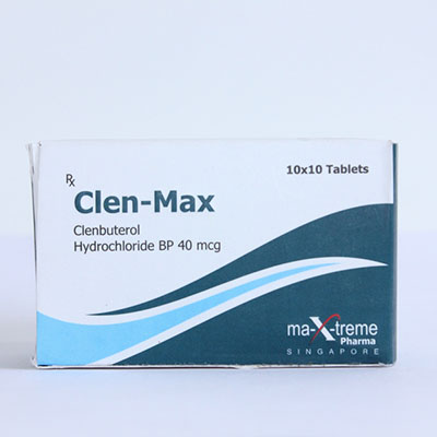 Weight Loss in USA: low prices for Clen-Max in USA