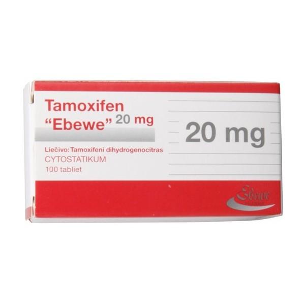 Anti östrogener i Sverige: låga priser för Tamoxifen 20 i Sverige
