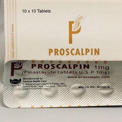 Håravfall i Sverige: låga priser för Proscalpin i Sverige