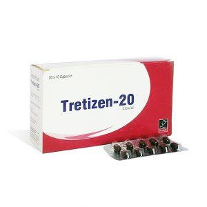 Isotretinoin  (Accutane) in USA: low prices for Tretizen 20 in USA