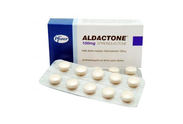 PCT i Sverige: låga priser för Aldactone i Sverige