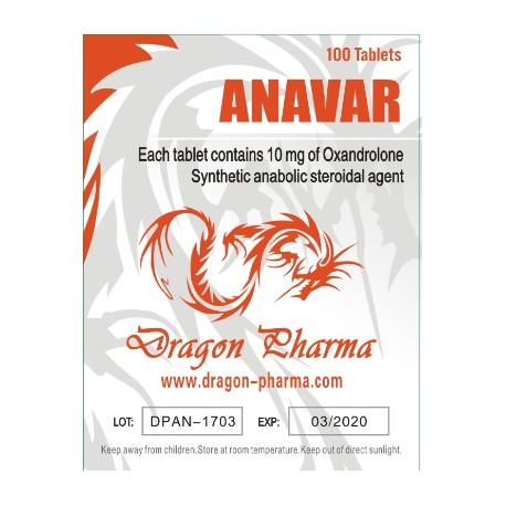 Orala steroider i Sverige: låga priser för Anavar 10 i Sverige