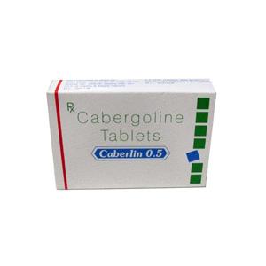 Anti östrogener i Sverige: låga priser för Caberlin 0.5 i Sverige
