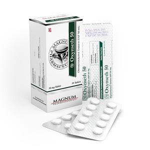 Orala steroider i Sverige: låga priser för Magnum Oxymeth 50 i Sverige