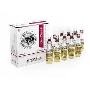 Sustanon 250 (Testosterone mix) in USA: low prices for Magnum Test-Plex 300 in USA