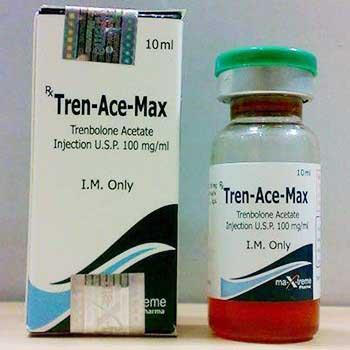 Injicerbara steroider i Sverige: låga priser för Tren-Ace-Max vial i Sverige