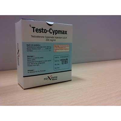 Injicerbara steroider i Sverige: låga priser för Testo-Cypmax i Sverige