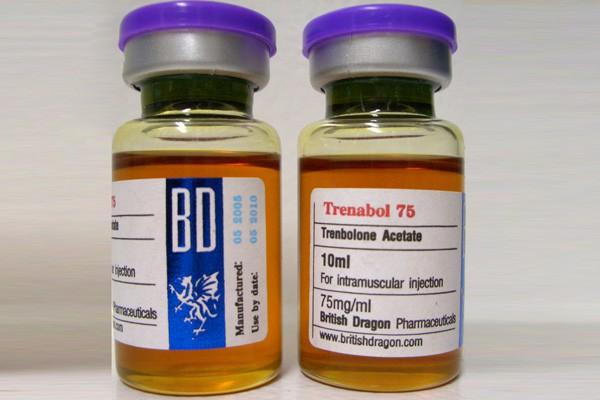 Injicerbara steroider i Sverige: låga priser för Trenbolone-75 i Sverige