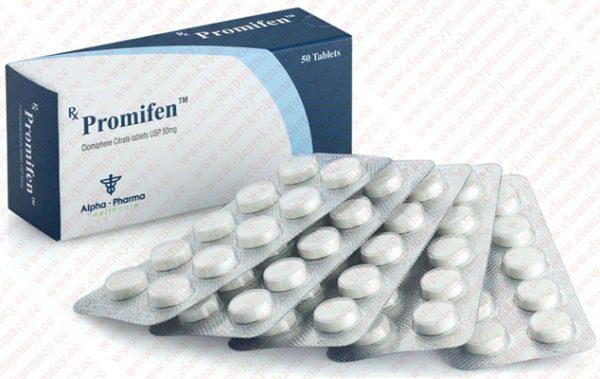 Anti östrogener i Sverige: låga priser för Promifen i Sverige