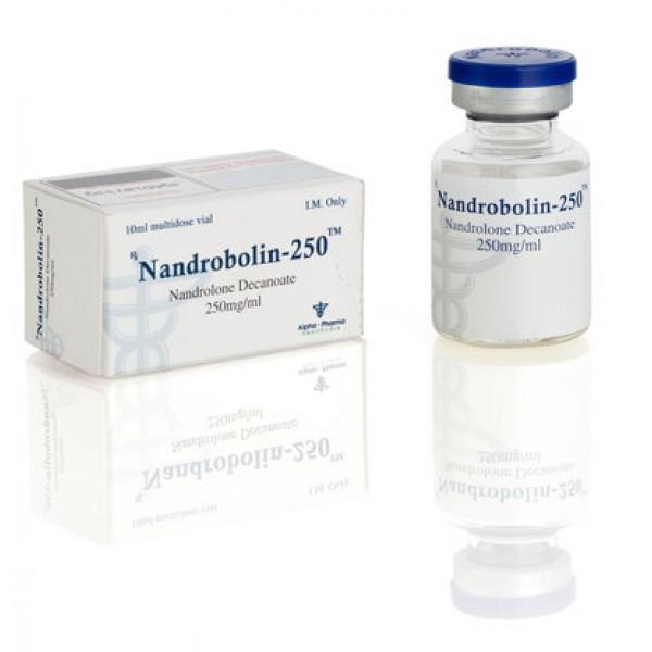 Injicerbara steroider i Sverige: låga priser för Nandrobolin (vial) i Sverige