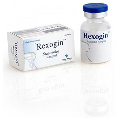 Injicerbara steroider i Sverige: låga priser för Rexogin (vial) i Sverige