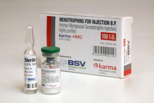 Hormoner och peptider i Sverige: låga priser för HMG 150IU (Humog 150) i Sverige
