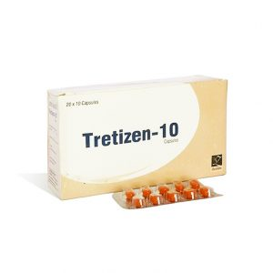 , in USA: low prices for Tretizen 10 in USA