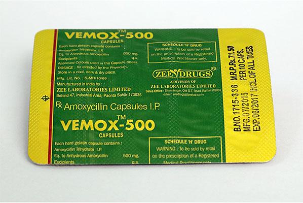 Hud i Sverige: låga priser för Vemox 500 i Sverige