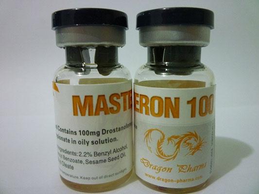 Injicerbara steroider i Sverige: låga priser för Masteron 100 i Sverige