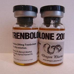 Injicerbara steroider i Sverige: låga priser för Trenbolone 200 i Sverige