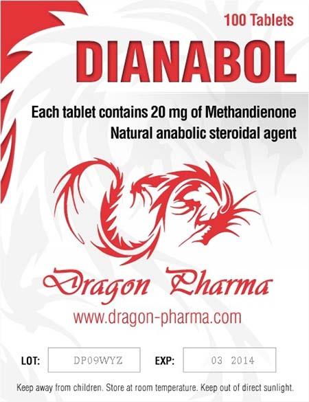Orala steroider i Sverige: låga priser för Dianabol 20 i Sverige