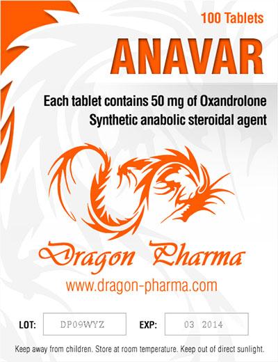 Orala steroider i Sverige: låga priser för Anavar 50 i Sverige